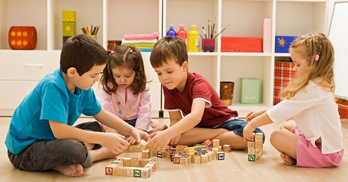 what is cognitive development in early childhood