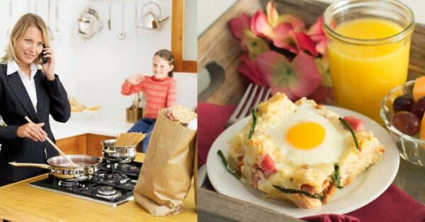 10 Easy Breakfast Recipes Ideas for Working Mother
