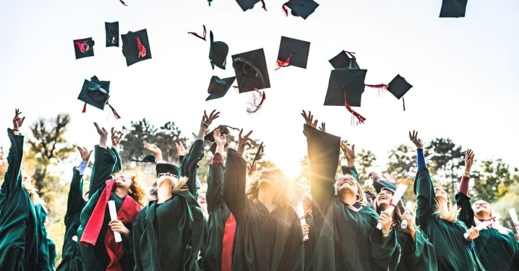 How Do You Celebrate High School Graduation Without a Party?