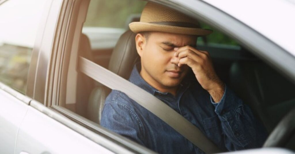 How to Avoid Falling Asleep While Driving