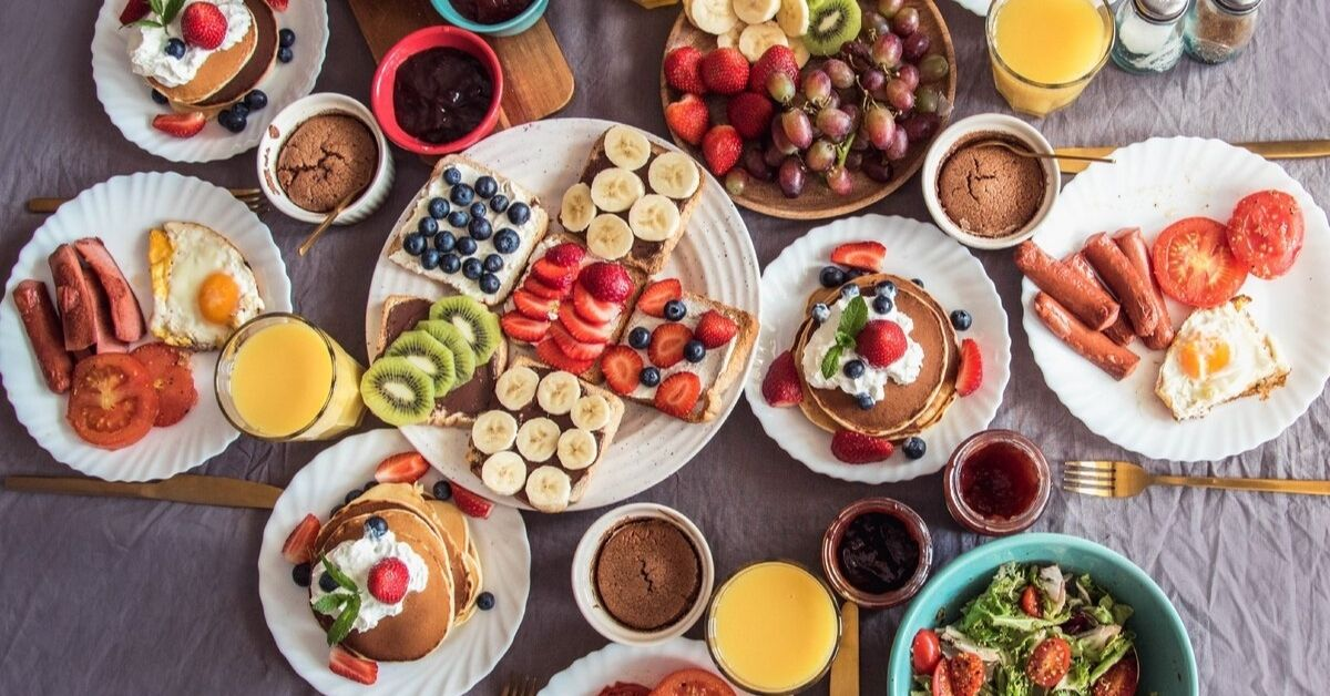 Healthy Breakfast Ideas Recipes