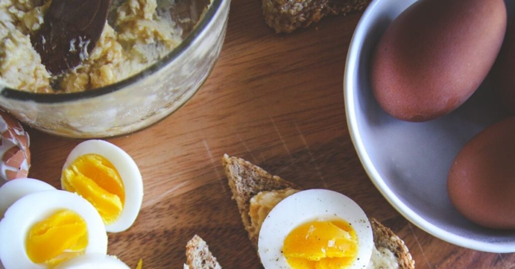 Savory Breakfast Egg Mug