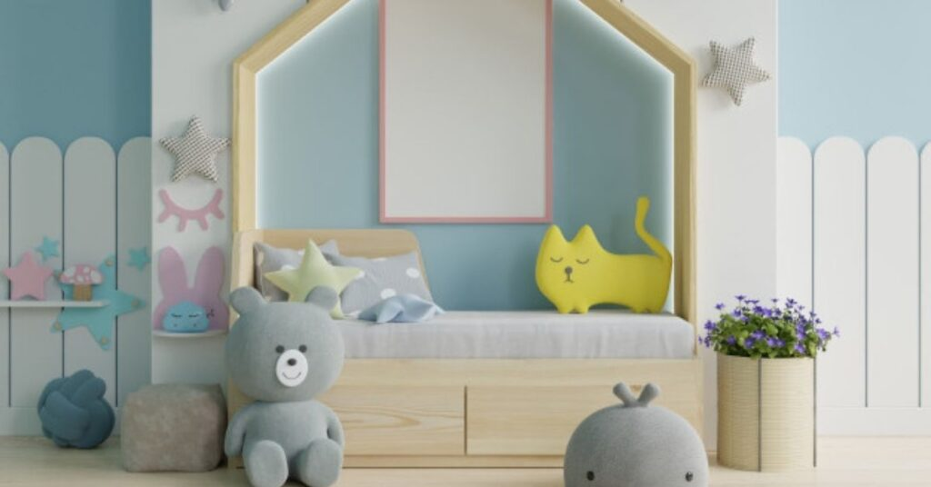 How Do You Arrange Furniture in a Child's Bedroom?