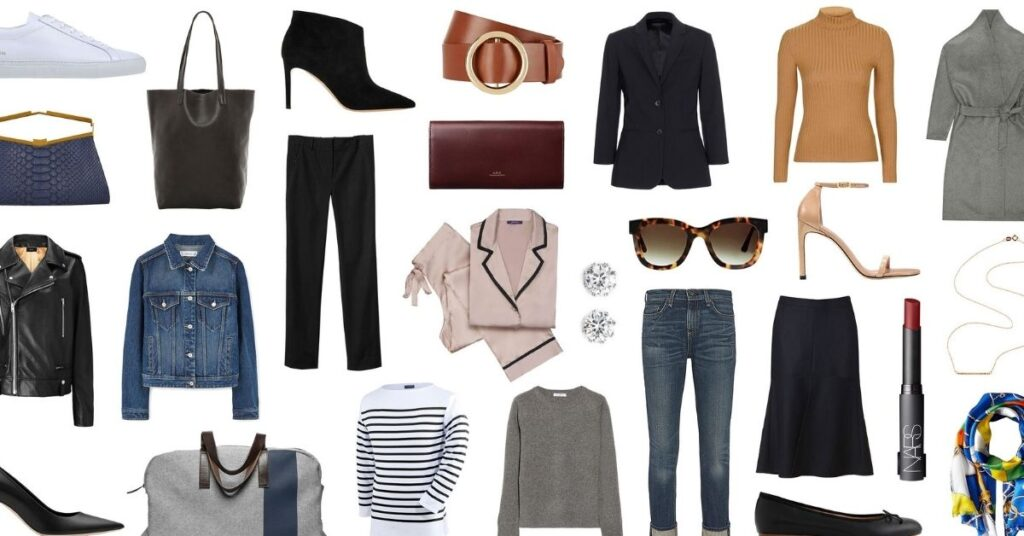What Do You Wear with Leather Pants?