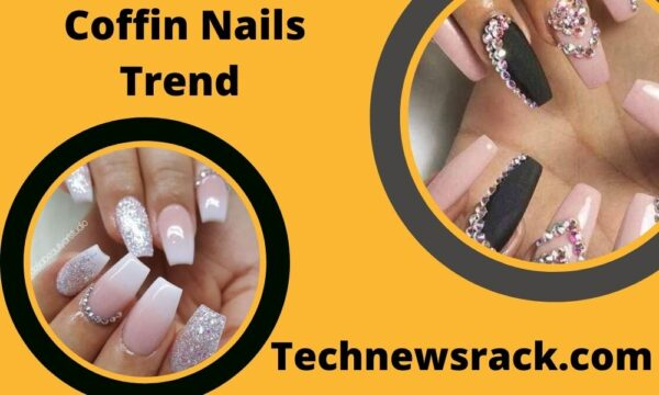 25 Ways to Wear the Coffin Nails Trend- Design Ideas